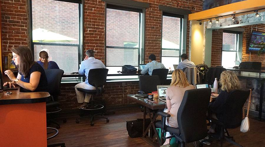 Denver Coworking Space Shared Office Space Shift Workspaces