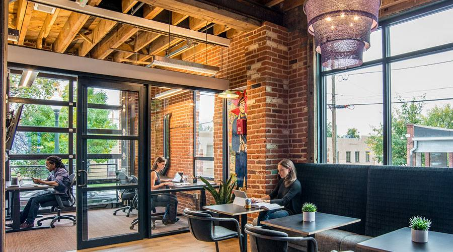 Denver Private Office Space Shift Workspaces